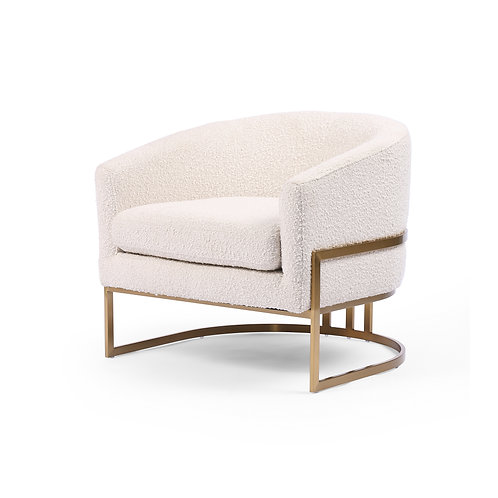 Clement Chair-Knoll Natural