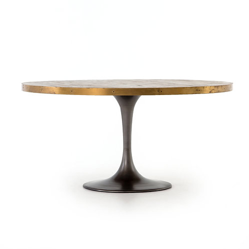 """Enzo Round Dining Table-60"""""""