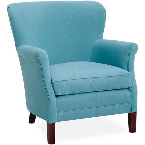 Ethan Chair in Canvas Ocean