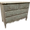 Thumbnail: Gray Green Painted and Distressed Commode