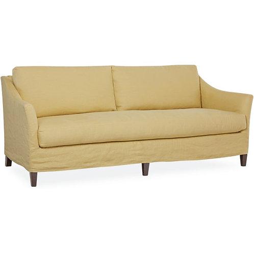 Andrew Slipcovered Apartment Sofa