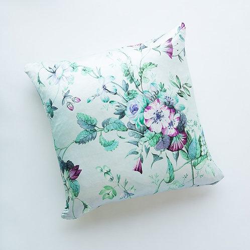 Fleur 24x24 Throw Pillow