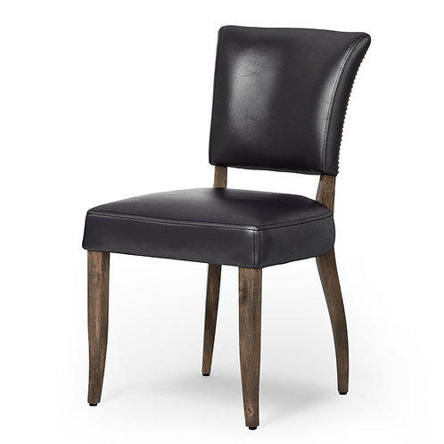Martin Dining Chair-Rider Black/Weathered
