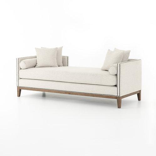 Marceau Double Chaise-Noble Platinum