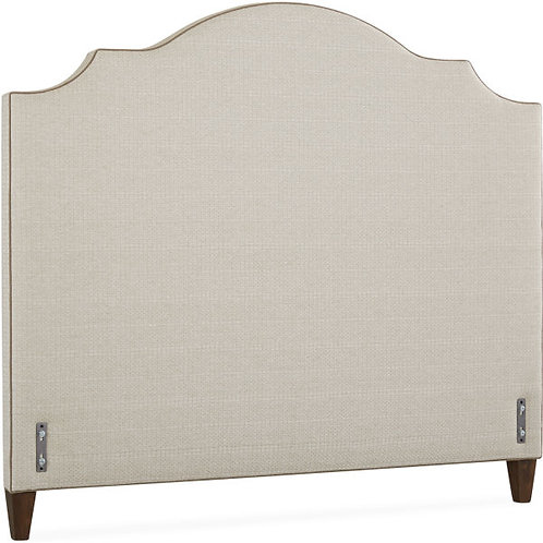 Lionel Headboard Only - Queen Size in Crete Rosemary