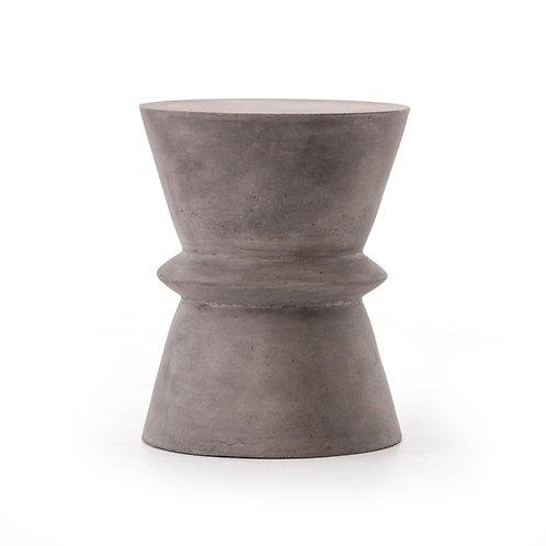 Lachlan End Table-Dark Grey