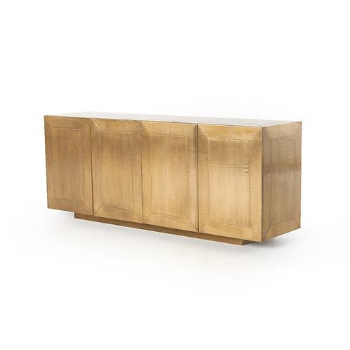 Fabien Sideboard-Aged Brass