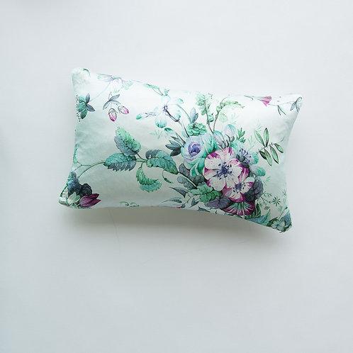 Fleur Accent Throw Pillow