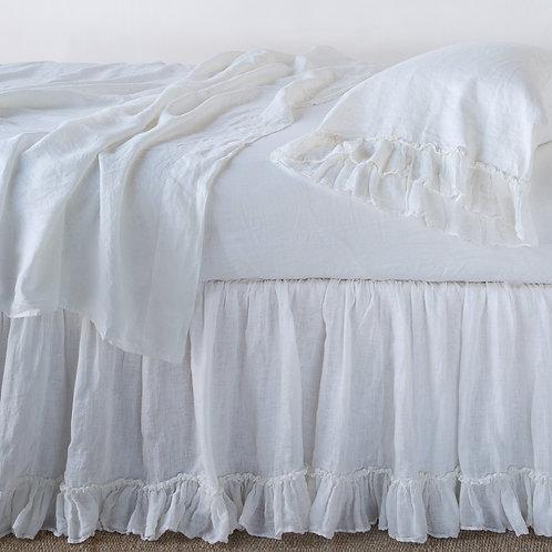 Linen Whisper Bed Skirt