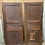 Thumbnail: Late 18th C Antique French Oak Armoire Doors, a Pair