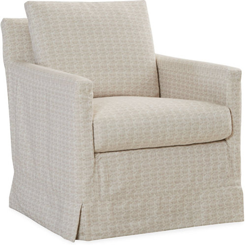 George Slipcovered Chair