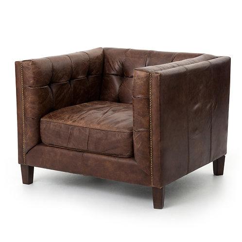 Arthur Club Chair-Cigar