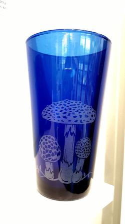 Amanita Mushroom