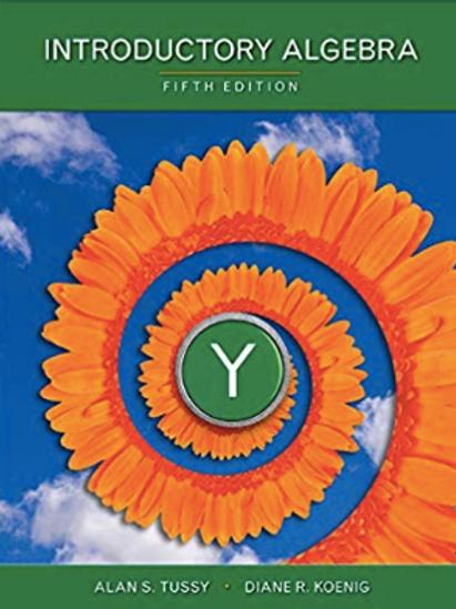 Introductory Algebra - 5th ed.