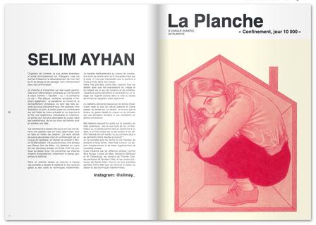 La planche - Selim Ayhan