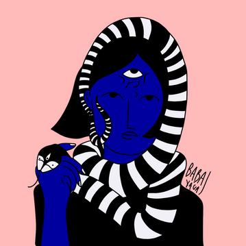 La femme à la peau