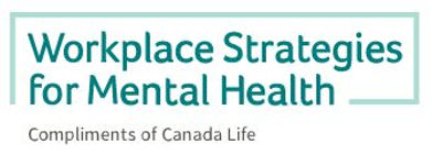 Canada Life's Workplace Strategies for Mental Health logo