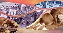 Collage of Residential School Images