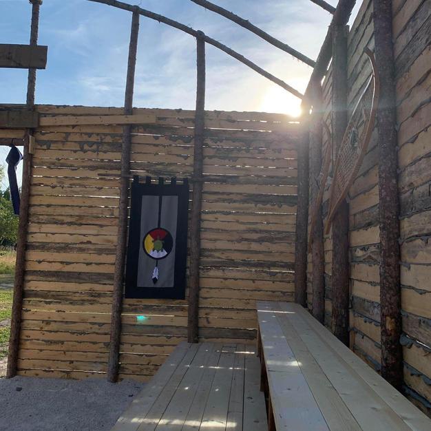 Inside the Teachings Lodge