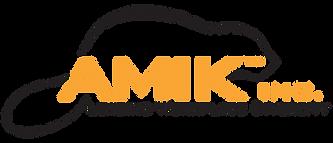 Amik.Inc beaver logo