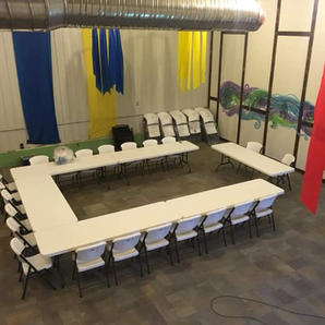 Workshop Classroom Setup