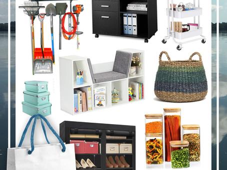 Organizational Products We Swear By...