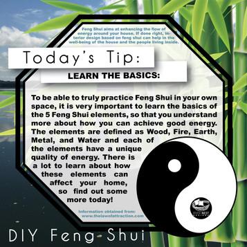 DIY Feng Shui - Learn the Basics