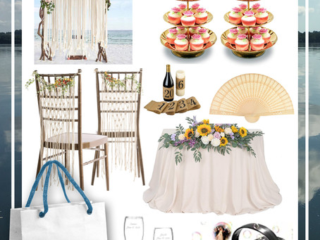 Shop this Style - Wedding Must Haves