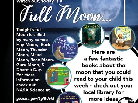 Full Moon - good reads