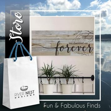 Fun & Fabulous Finds - Home Decor