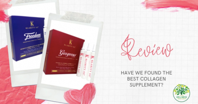 Have We Found the Best Collagen Supplement? Review on Klarity SG