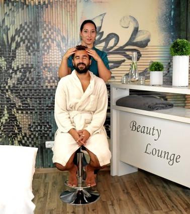 Massage / Beauty Raum