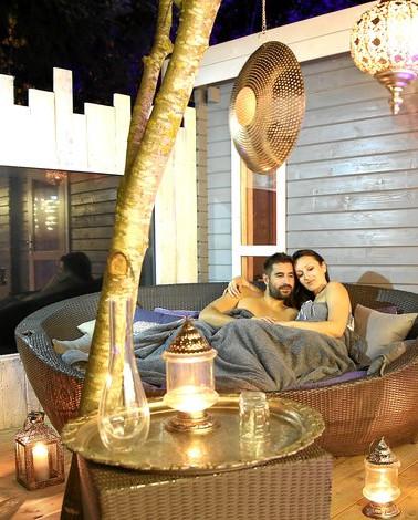 Abendstimming im Cottage 2