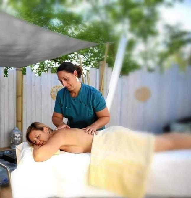 Lotus Kristall Massage