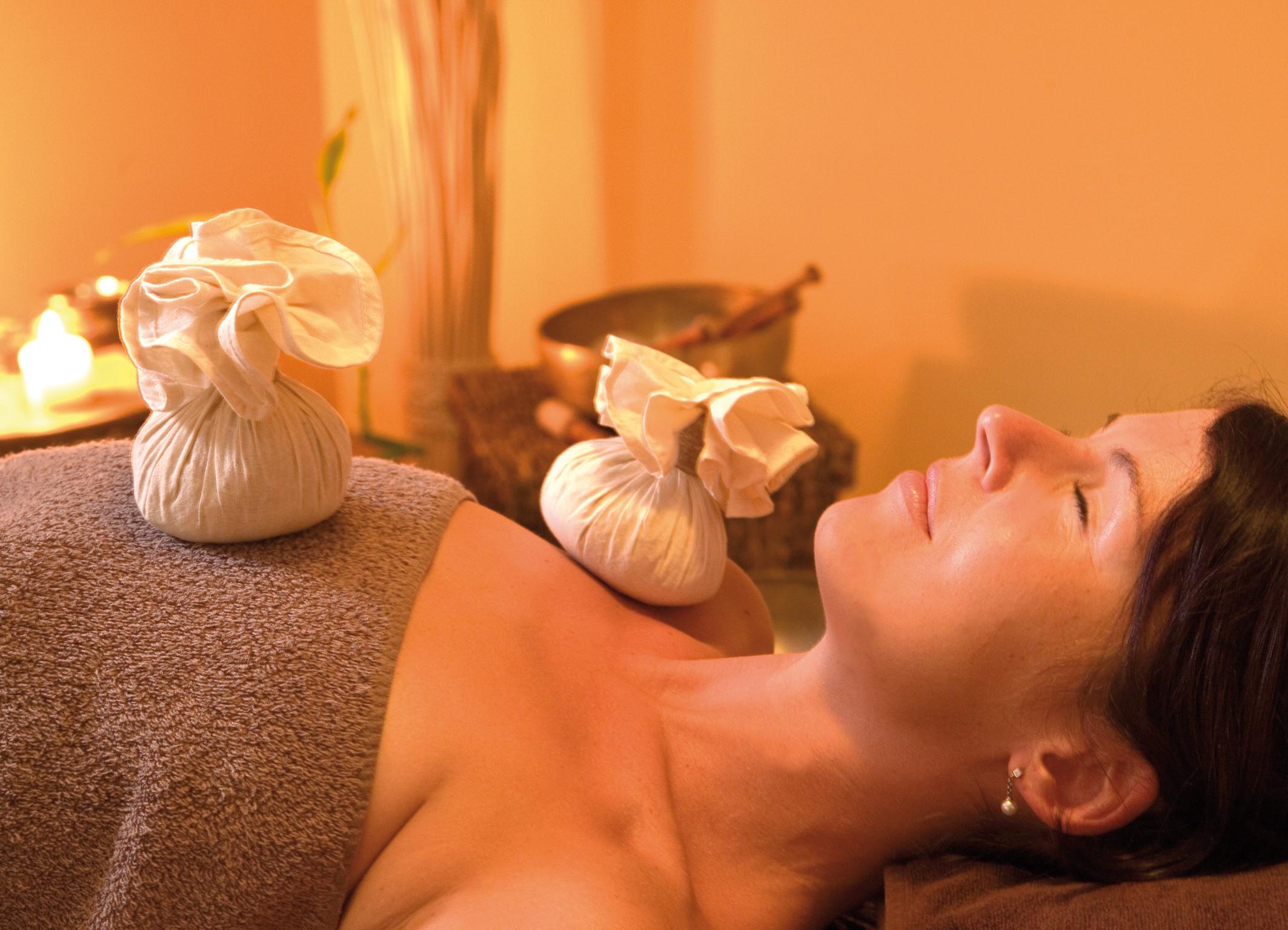 Bierstempel Massage