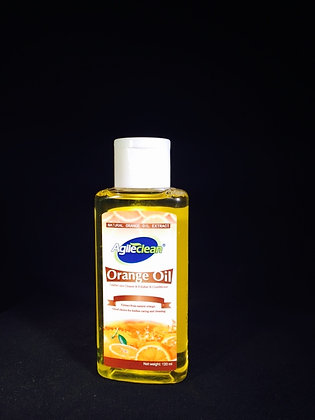 Orange Oil Leather & Wood Cleaner