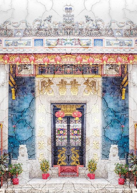 """""""Temple Entrance"""""""