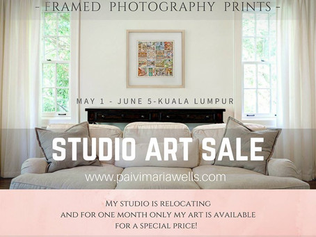 Studio Art Sale