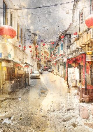 """China Town"""