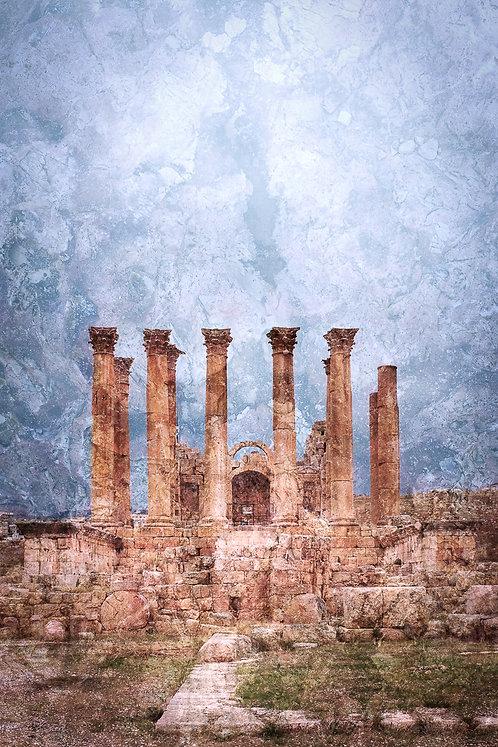 """""""Temple of Artemis"""" (Jerash)"""