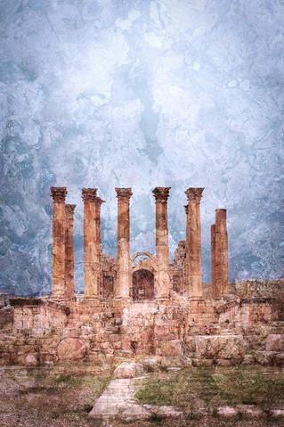 """""""Temple of Artemis"""" Jerash"""
