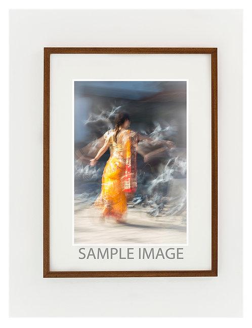 Framed Original Photograph (41cm x 54 cm)