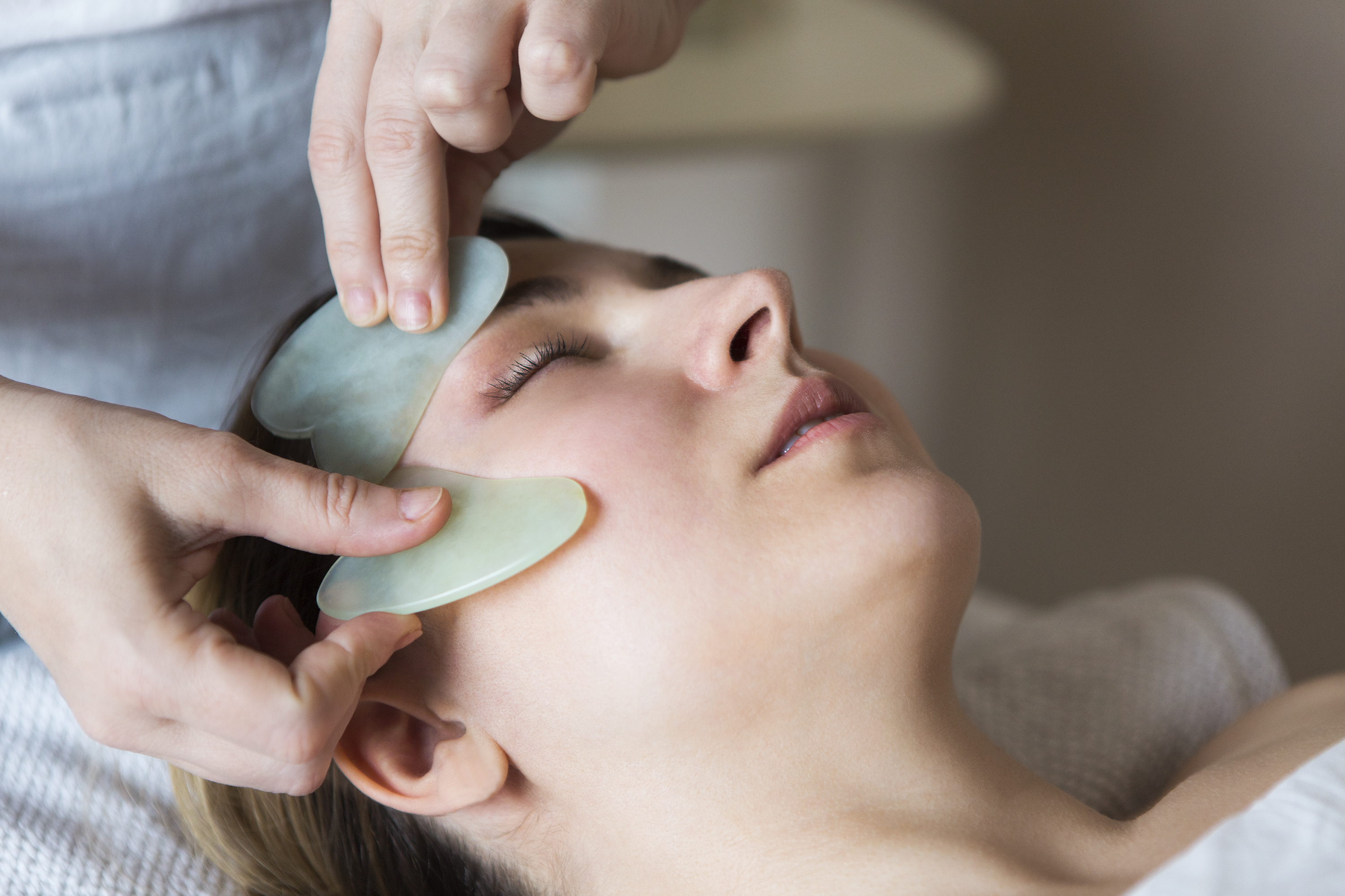 Love Acupuncture's facial acupuncture will help you not only look your best but feel your best