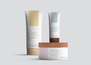 Identité et Packaging cosmétique
