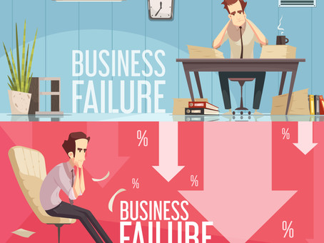 Why So Many Businesses Fail - And How To Avoid It!