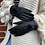 Thumbnail: Pom-pom Delux Leather Glove