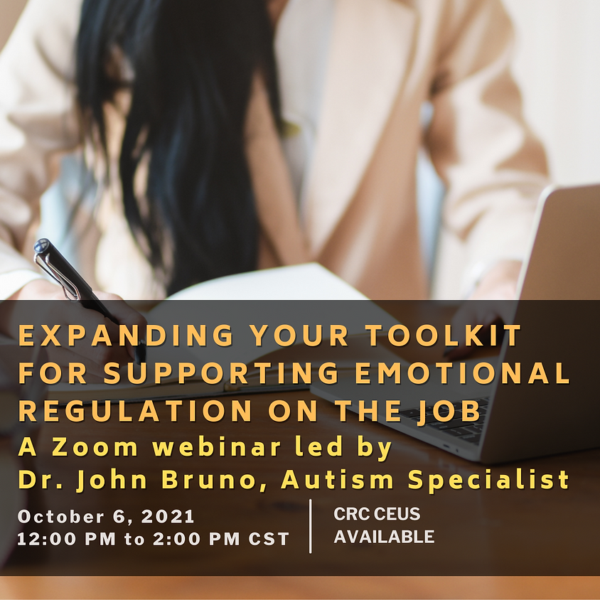 Expanding Your Toolkit for Supporting Emotional Regulation on the Job