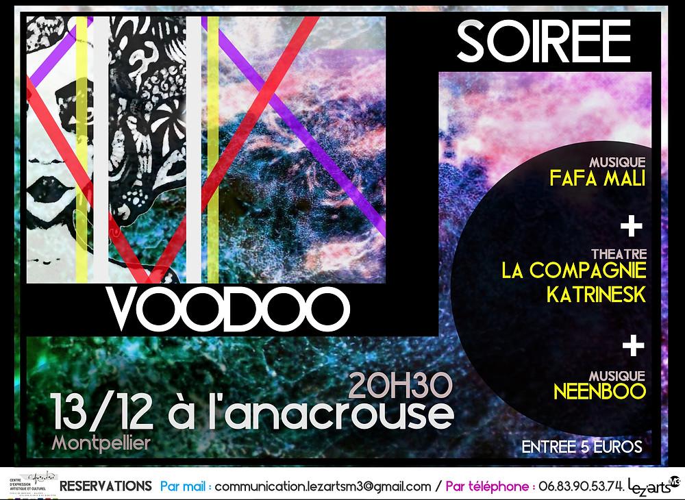 Affiche de Voodoo.jpg