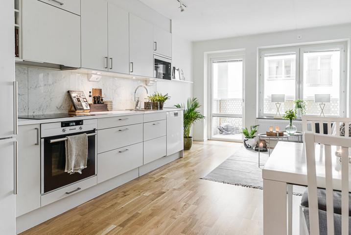 Kök i lägenhet Täby