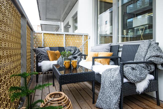 Lägenhet Täby